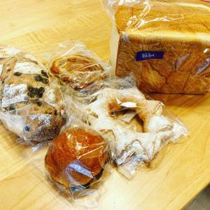『ブレドール@葉山』〜エシレ食パンお取り寄せ♪と、解除。