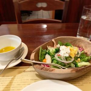 『Bogamari Cucina Marinara@北参道』〜新鮮な魚介がいただける♪