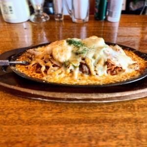 『THE HOF BRAU@横浜』〜衝撃のスパピザ、と、マンゴープリン☆