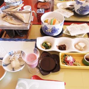 『熱海と伊東。vol.6』〜朝食と遊覧船といなり寿司♪