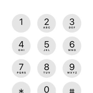 新しいサロンの電話番号