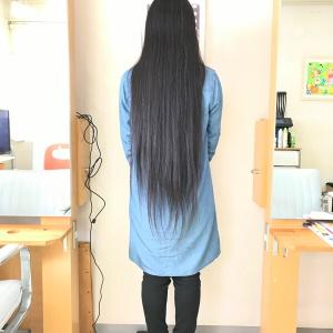 50センチ以上のヘアドネーション♡