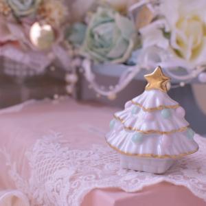 限定カタログのクリスマスツリー