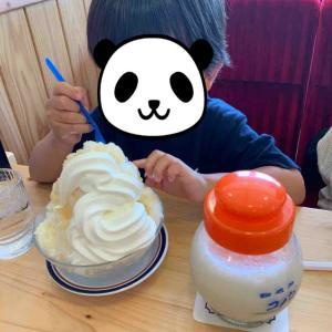 6/21(日)初コメダのサンドイッチ
