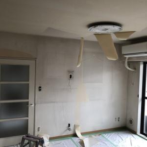 足立区SHU様邸リフォーム内装工事始る。