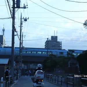 足立区北綾瀬駅界隈をそろりそろり行く?