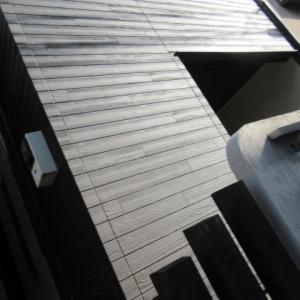 葛飾区M様邸リフォーム外構工事現場調査に立ち寄る。