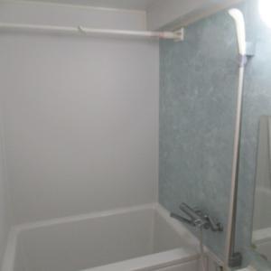 足立区T様邸浴室ユニットバスリフォーム工事の現場再打合わせ。