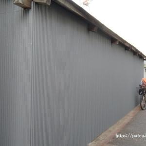葛飾区西新小岩5丁目倉庫外装リフォーム工事 (2)