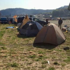 2019年のキャンプ