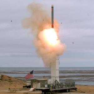 米ミサイル実験 自民・山本朋広国防部会長「米露中の新たな条約を」