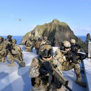 【主張】文大統領の発言 竹島侵略したのは韓国だ