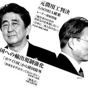 GSOMIA破棄「米は無関心」 日韓消耗戦、打開策は:朝日新聞デジタル