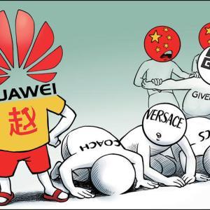 ファーウェイだけは「中国分裂罪」も大目に見られる