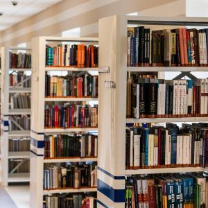 図書館デビュー*図書館は楽しいところ