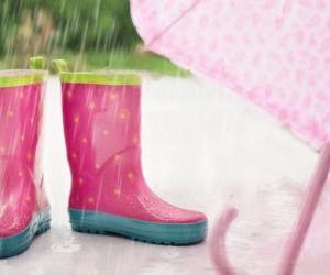 雨の日の過ごし方*コロリアージュを楽しむ