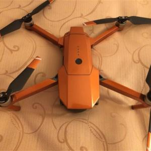 DRONEWRAP貼り付け