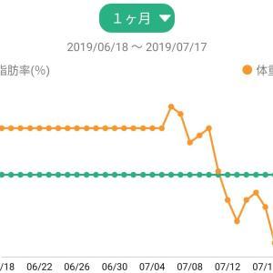【朗報】68.3kgデブが筋トレ2週間した結果wwwwwwwww
