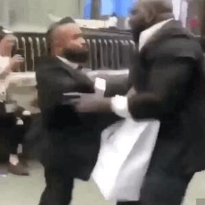 【悲報】黒人に喧嘩を売った男の末路・・・