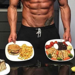 【画像】これ食べれば筋肉モリモリやw