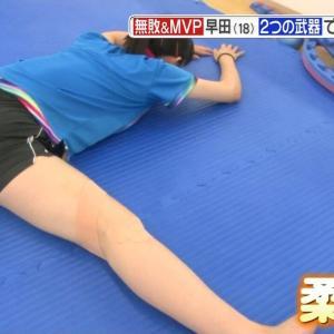 【朗報】JKさんの鍛え上げられた身体、あまりにもヱッチすぎると話題に