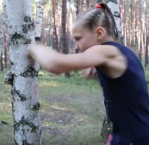 【朗報】ロシアのJC、身体つきが大人顔負け