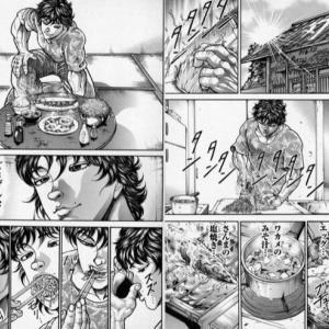 史上最高の格闘漫画だった頃の刃牙の見開きが凄すぎる!!!!!!!