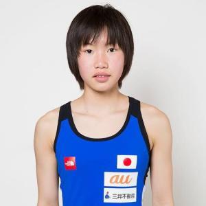 クライミング大会で16歳女子が優勝。完全にスポーツ用の体してる😍男子優勝者はチー牛