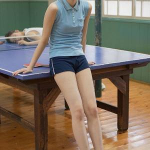 【画像】スタイル抜群の陰キャ卓球女子wwwwwwwwwwwwwww
