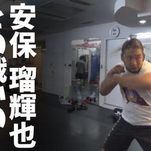 「クズじゃないことを証明する」シバターが引退試合で安保瑠輝也と対戦=10.28