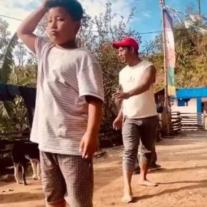 【超動画】リアルに竜巻旋風脚を披露する男が現るwwwwwwwwwwwwww