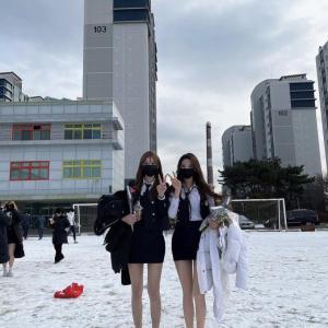 【朗報】韓国のJKさん、えちえちすぎるwwwwwww