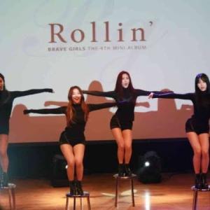 韓国で爆売れ!売れないK-POPグループ・Brave Girlsの4年前の曲が神曲ダンスがエロすぎると話題沸騰wwwx