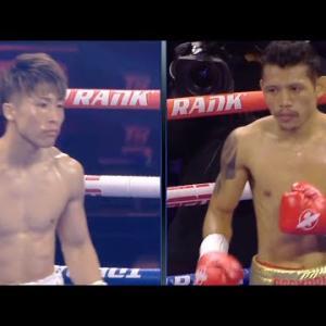 【ボクシング】WBAスーパー、IBF世界バンタム級王者・井上尚弥が衝撃3回TKO! 左ボディー炸裂でダウン3度の圧勝