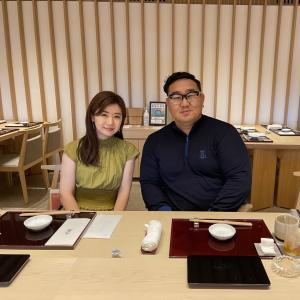 福原愛さんと元横綱朝青龍の食事会が台湾で話題「スキャンダルコンビ」