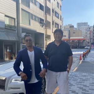 前田日明と秋山成勲、日本格闘技界の両雄がTwitterで再会を報告