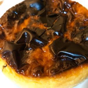 子どもでも出来る♡簡単バスク風チーズケーキの作り方♪
