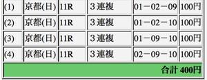 秋華賞(G1)