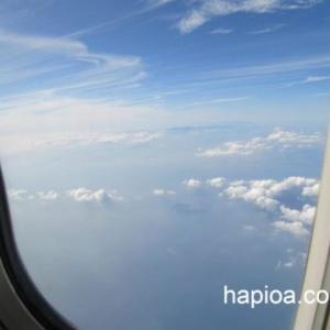 関空からティーウェイ航空でグアムに到着!