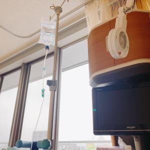 子宮頸がん、レーザー蒸散術当日。