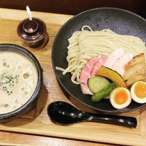 麺屋半蔵のつけ麺