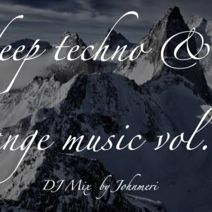 Deep Techmo & Strange Music mix Vol.6