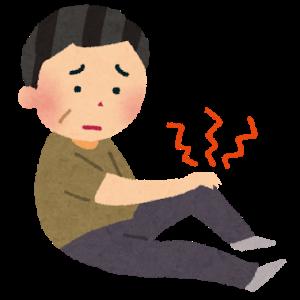 低気圧と痛み