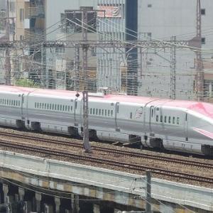 今は思い出 神戸市内走行した秋田新幹線E6系