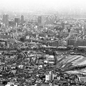大阪市内にあった淀川貨物駅(1984/1/30撮影)
