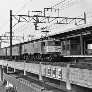 岡多線走行したお召し訓練列車