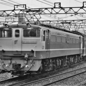 EF65-2093(旧1093)号機の思い出  (大阪駅にて)
