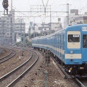 神戸市内走行する103系1500番台公式試運転