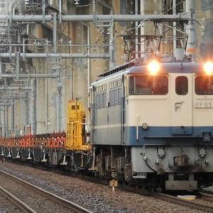 2020/7/31①  宝殿返却ロンチキ列車走行