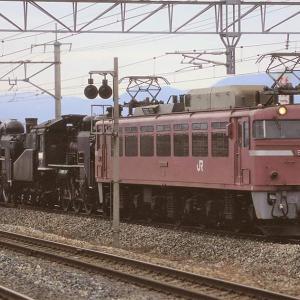 蒸気機関車ムド付三重連のいろいろ